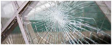 Leyland Smashed Glass